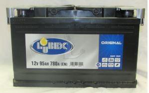 batteria di avviamento per auto 95 ah