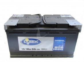 batteria di avviamento per auto 100 ah