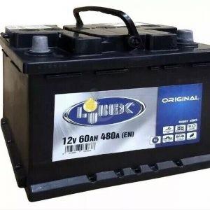 batteria di avviamento per auto 60 ah
