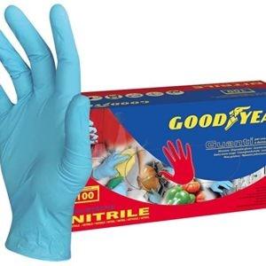 guanti monouso in nitrile